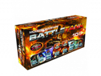 Battle Tank Barrage Pack 10pce