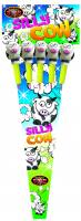 Silly Cow Rocket 5pce PVC Bag (1.3G)