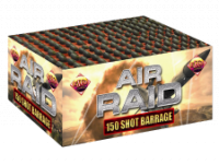 Air Raid 150 Shot Missile