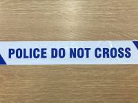 Barrier Tape - POLICE DO NOT CROSS