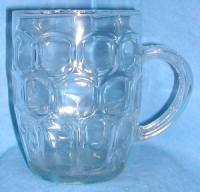 Dimpled Pint Tankard