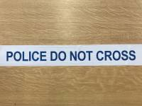 Economy Barrier Tape - POLICE DO NOT CROSS