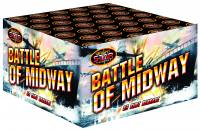 Battle of Midway 53 Shot Fan Barrage