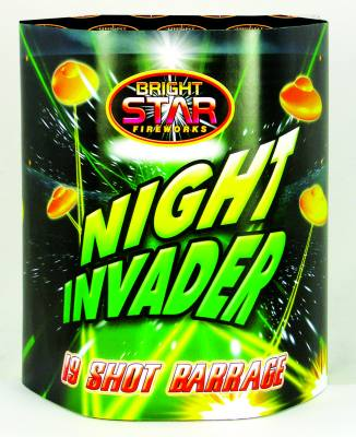 Night Invader Barrage 19 Shot