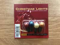 Spare Multi Coloured Berry Bulbs 10V