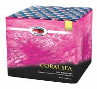 Coral Sea - (36 Shots) - Gender reveal firework