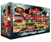 Air Strike Barrage Pack 12pce